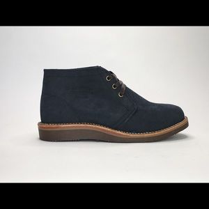 CHIPPEWA MILFORD SUEDE LEATHER CHUKKA BOOTS